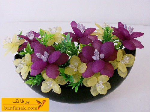 گل کریستال