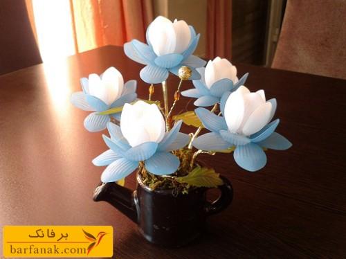 گل کریستال رویایی