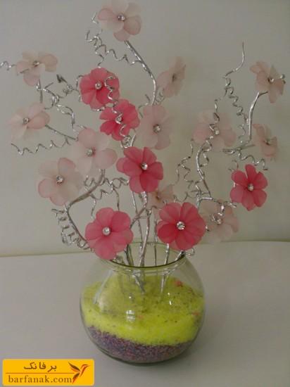 تصاویر گل کریستال جدید