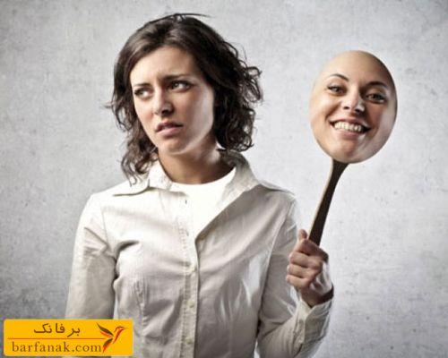 علائم خود ارضایی در چهره دختران
