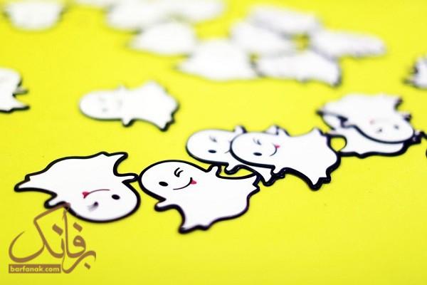 برنامه Snapchat