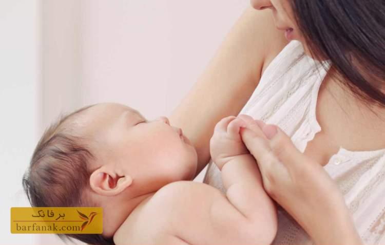 تغذیه مادر در دوران شیردهی