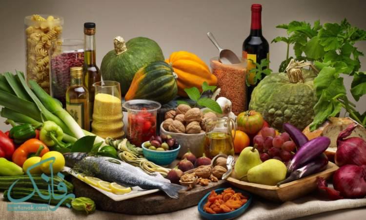 رژیمهای غذایی