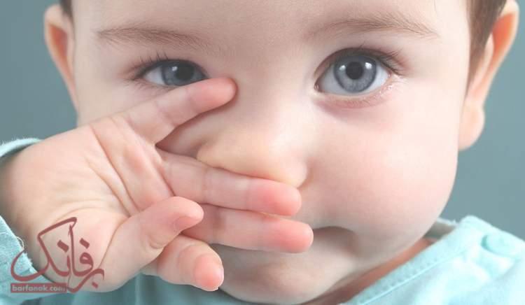 التهاب پوست در کودک