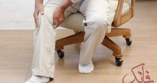علت درد پا در سالمندان
