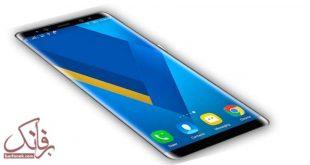 گوشی هوشمند Galaxy A8 Plus
