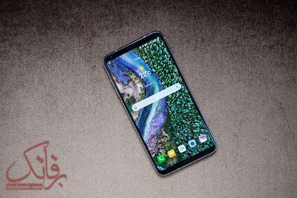 گوشی هوشمند LG V30