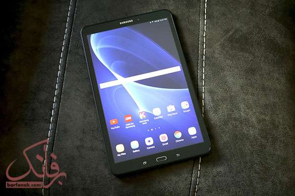 بررسی Huawei Mediapad M5 و Galaxy Tab A