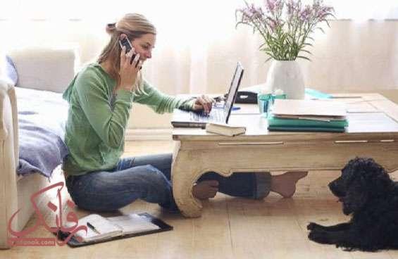 کار در منزل