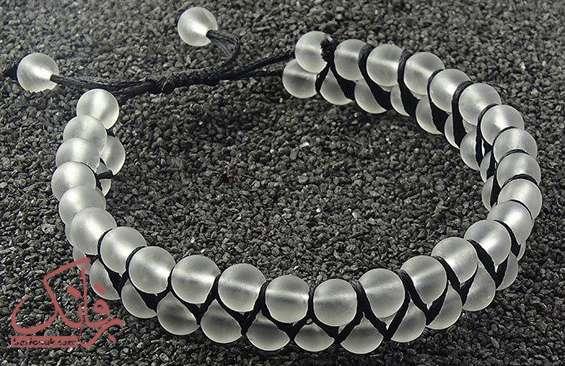 اموزش ساخت گردنبند دستبند خاتم 30 مدل زیورآلات سنگی دست ساز زیبا و   شیک • برفانک mimplus.ir