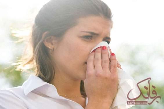 آلرژی هویج